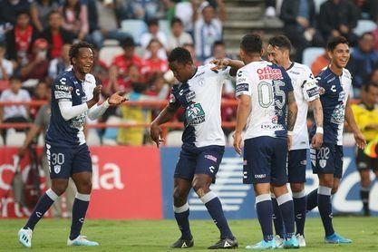 0-3. El Pachuca del uruguayo Pezzolano vence al Santos y accede a los cuartos