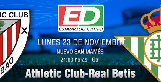 Athletic-Betis: Ejercicio de resiliencia en el Nuevo San Mamés