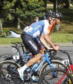 El escalador Diego Camargo, nuevo campeón de la Vuelta a Colombia