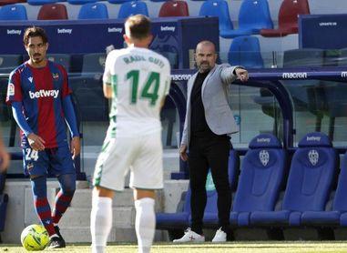 Paco López necesita que el Levante reaccione como en marzo de 2018