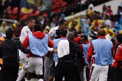 Alajuelense y San Francisco buscan los cuartos de final en Liga Concacaf