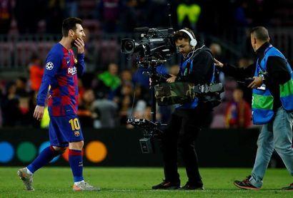 El Barcelona y Pixellot desvelan una cámara de grabación automática de fútbol