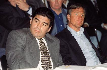 Peñarol y Maradona, un amor inconcluso que pudo hacer historia