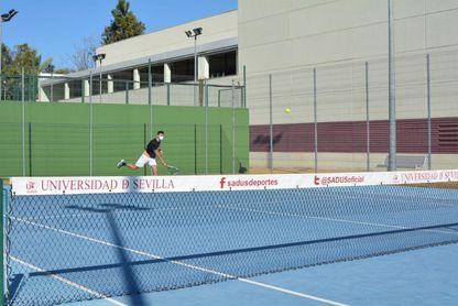 Cursos de tenis al 50% de descuento