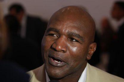 Holyfield quiere ganar 25 millones por una tercera pelea contra Tyson