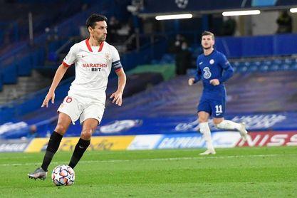 Imagen del Chelsea FC-Sevilla FC.