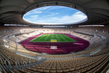 La eliminatoria Tomares-Osasuna se jugará en el estadio de La Cartuja