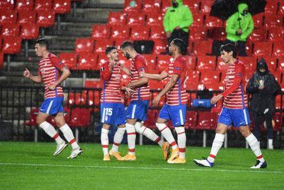 El Granada prepara la crucial cita ante el PSV con seis lesionados