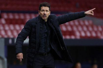 """Simeone: """"La Champions nos está dando un dolor de cabeza"""""""