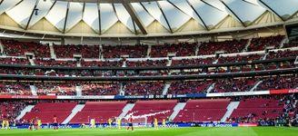 Multa de 350.000 ? al Atlético por faltas ´muy graves´ en Fondo Sur