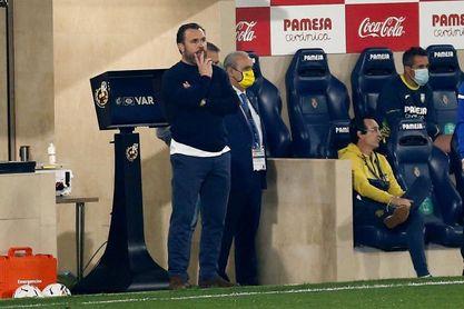 """Sergio: """"Sabemos a qué campo vamos pero tenemos la confianza de poder ganar"""""""