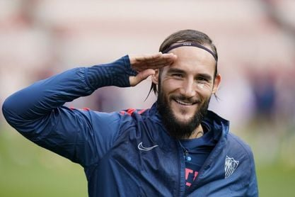 Guldej es uno de los hombres fuertes del vestuario del Sevilla FC.