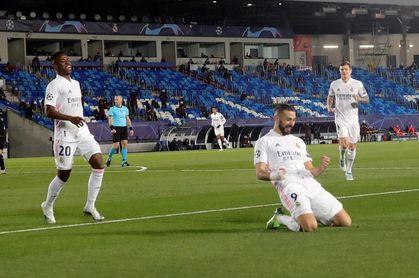 2-0. Benzema premia al mejor Real Madrid