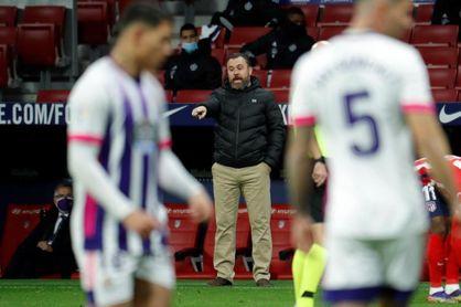 """Sergio: """"En casa hay que salir a ganar, con independencia de la posición"""""""