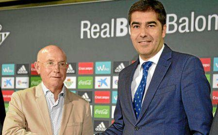 Haro y Serra Ferrer se enfrentan ahora por el control accionarial del Betis.