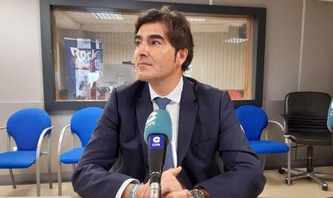 El presidente del Betis, Ángel Haro, protagonista en Deportes Cope Sevilla.
