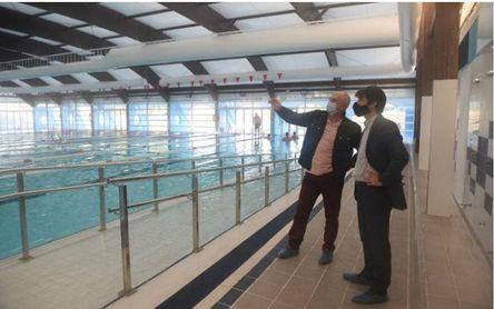Actuaciones de mejora en las piscinas por más de 1,4 millones