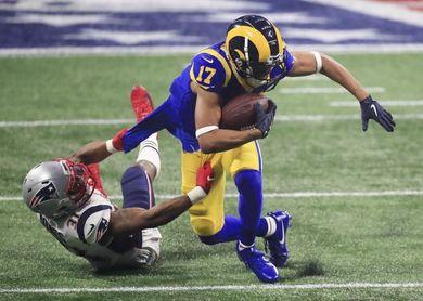24-3. Los Rams recuerdan la derrota en la Super Bowl y se vengan de los Patriots