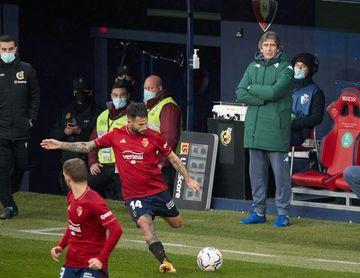 """Pellegrini: """"El Villarreal ha crecido y se ha reforzado muy bien"""""""