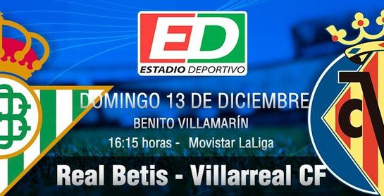 Real Betis-Villarreal: Regularidad, divino tesoro