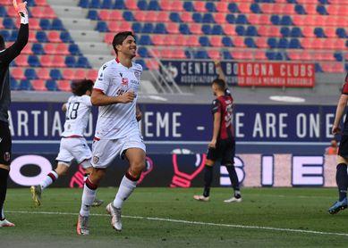 Givanni Simeone quiere jugar cuanto antes en España.
