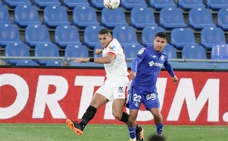 """Diego Carlos: """"Son tres puntos importantes en un campo muy difícil"""""""