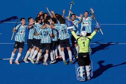 El Egara gana la Copa del Rey al Club de Campo tras un duelo muy disputado (3-2)