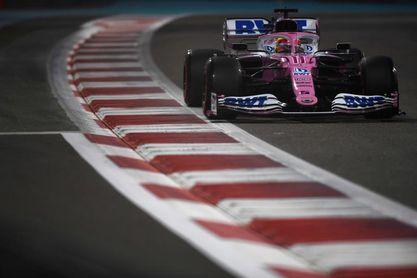 """Pérez: """"Tenemos que estar orgullosos; ganamos una carrera y subimos a podios"""""""