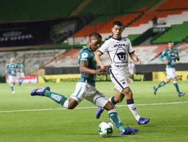 2-0.- El argentino Gigliotti y el colombiano Moreno le dan título al León