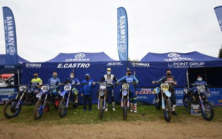 Yamaha E. Castro se erige como dominador de Andalucía