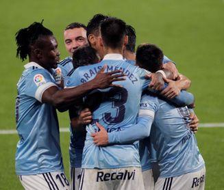 4-0. Aspas y la contundencia del Celta liquidan al Cádiz