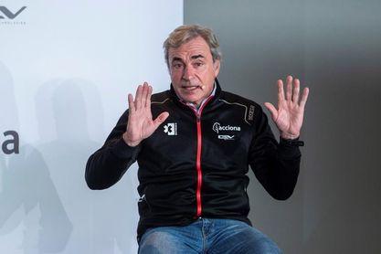 Mejor tiempo para Carlos Sainz en la primera etapa de la Baja Hail 2