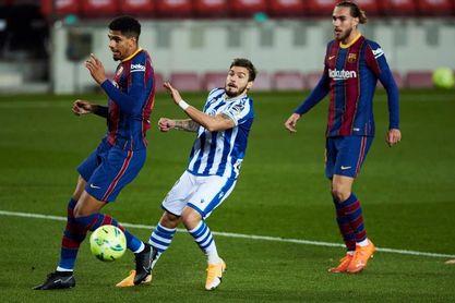 """Ronald Araújo: """"Teníamos que ganar este partido sí o sí"""""""