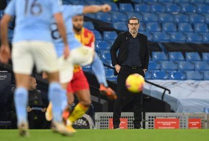 El West Brom despide a Bilic pese al empate con el Manchester City