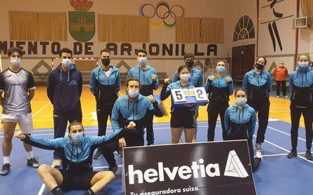 Con el C.B. Arjonilla regresa la Liga a La Rinconada