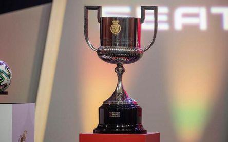 Cornellá-Atlético de Madrid y Linares Deportivo-Sevilla en segunda ronda