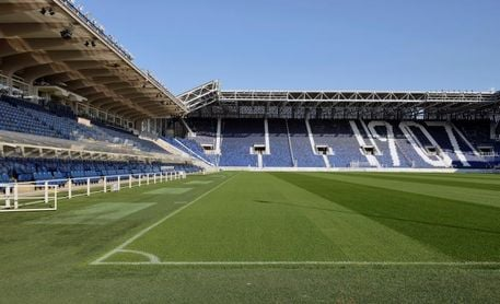 "Gewiss Stadium, el estadio ""kilómetro cero"""