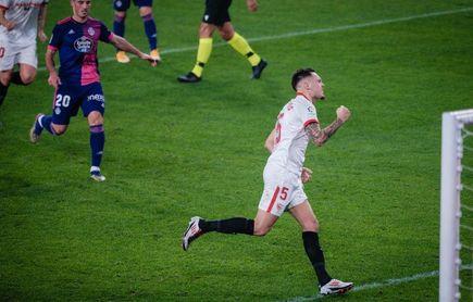 Sevilla F.C. 1-1 Valladolid: En el filo de la navaja, se aguó la fiesta