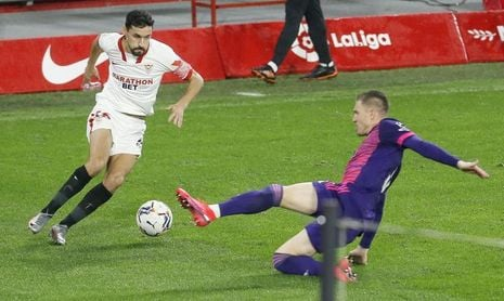 Valladolid encuentra el premio del empate (1-1) ante un Sevilla desconectado