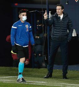 Emery iguala la racha sin perder de Pellegrini y va a por la de Marcelino