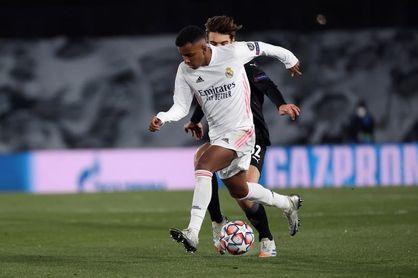 El Real Madrid recupera a Casemiro y alinea a Rodrygo por Vinicius