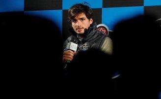 Carlos Sainz: ´Espero un Alonso igual o más competitivo que el que se fue´.