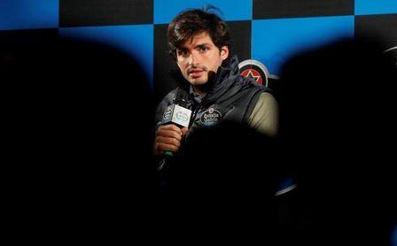 """Carlos Sainz: """"Espero un Alonso igual o más competitivo que el que se fue""""."""
