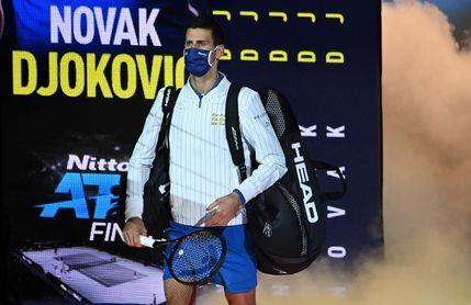 Djokovic retira su candidatura a la ATP para impulsar su propia asociación