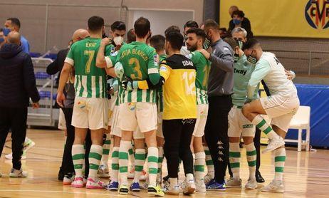 Peñíscola 2-4 Betis Futsal: vuelve a ganar tras dos derrotas