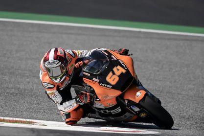 Neerlandés Bensneyder correrá el Mundial de Moto2 en el equipo Pertamina Mandalika SAG