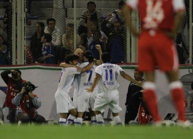 Vélez Sarsfield se clasificó para la Copa Libertadores de 2021
