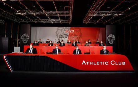 La Asamblea del Athletic tumba las cuentas de Elizegi