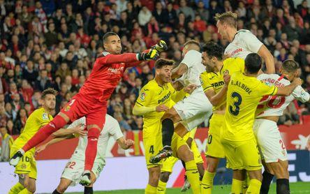 Dónde ver en TV y online el Sevilla-Villarreal: fecha y horario
