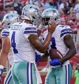 37-17. Dalton mantiene las posibilidades de los Cowboys de estar en los playoffs